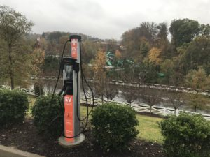 Dollywood EV Charger